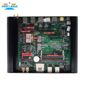 Image 5 - Intel core i7 gen 7th 7560U Mini PC Windows 10 HDMI DP 4K HTPC Desktop Computer with 4k HD Micro PC Intel Graphics