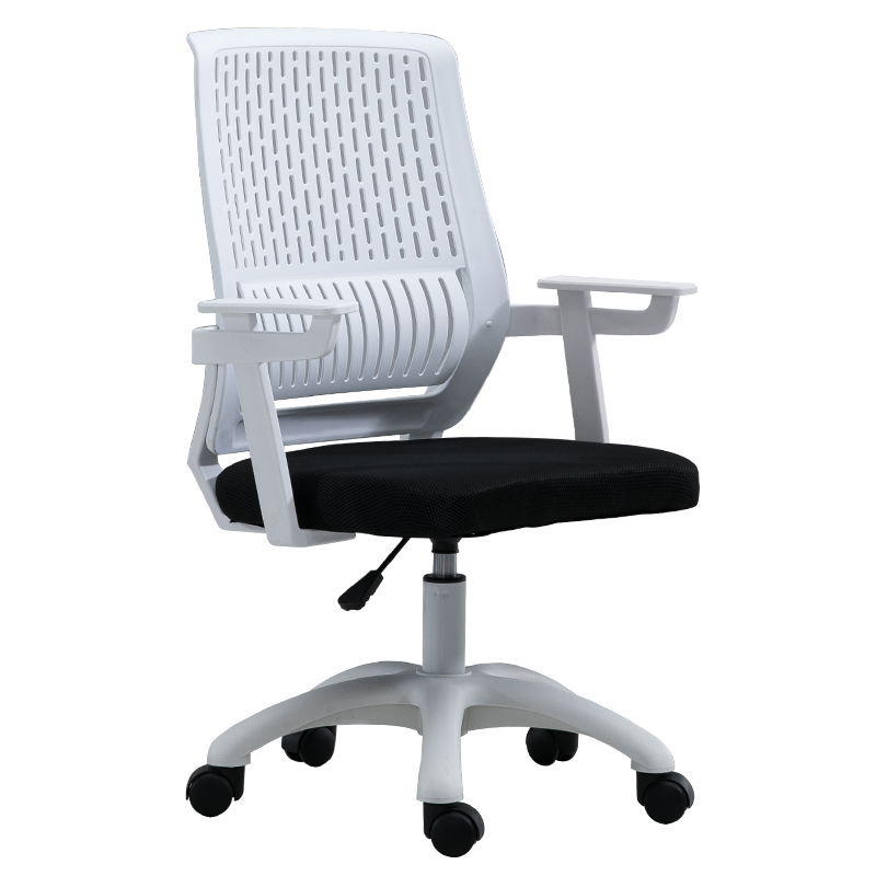 Computer Chair Home Office Chair Bow Lifting Net Chair Conference Chair Comfort Chair Student Dormitory Back Mahjong Chair