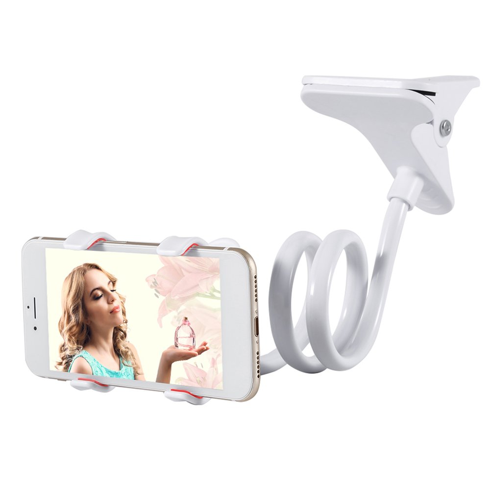 Universal Lazy Bed Desktop Car Stand Mount Long Arm Holder For Cell Phone 360 Degree Car Mobile Phone Cell Phone Holders
