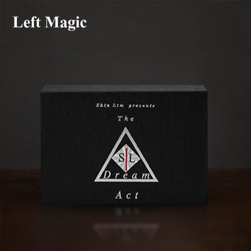 FISM offre spéciale Dream Act de Shin Lim-tours de magie nous tromper gros plan accessoires de magie Gimmick Illusions magicien meilleur spectacle de magie Super