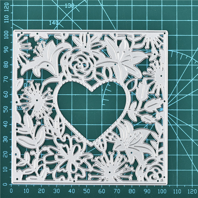 Metal Cutting Dies Scrapbooking Album Decoration Craft Die Cutting Embossing