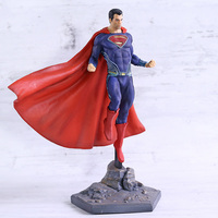 Iron Studios Justice League Superman 1/10 Scale Statue PVC Figure Model Toy Collection Figurals