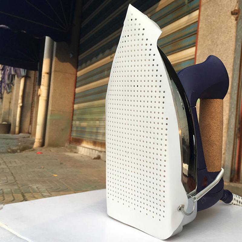 Capa protetora para sapato, cobertura de calçado de ferro, cobertura de placa de ferro, proteção para o uso de longa duração