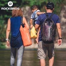 ROCKBROS – sac à dos étanche, ultraléger, pliant, pour Sport, natation, pêche, course à pied, gymnastique en plein air, Mini, 2l, 5l