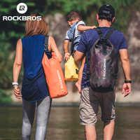 ROCKBROS 2L 5L Sport Swimming Bag Waterproof Backpack Ultralight Folding Fishing Running Outdoor Gym Sport Mini Shoulder Bgas