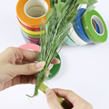 Wholesale 11mm Width Florist Floral Ribbon Tape Corsages Artificial Flower Stamen Wrap DIY Craft Accessories 30 Yards / Roll