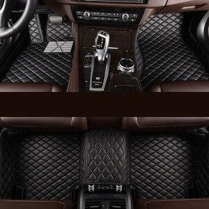 Image 2 - Kalaisike Custom car fußmatten für BMW alle modell 535 530 X3 X1 X4 X5 X6 Z4 525 520 f30 f10 e46 e90 e60 e39 e84 e83 auto styling
