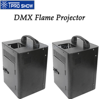 Fire Machine Dmx Ignition Spray Pyro Flame Projector Mini Stage Effect Cannon Valve Control Gas Tank For Mobile DJ Club Party