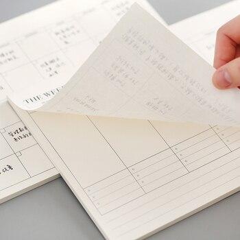 caderno notebook planner sketchbook agenda 2020 defter cuadernos planificador semanal monthly planner zeszyt notepad cahier cute agenda 1 cahier cd