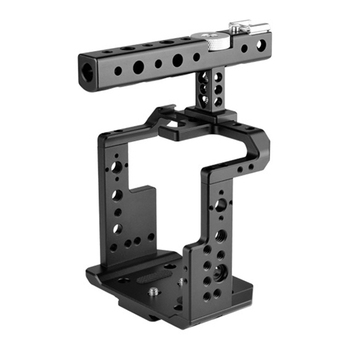 AAY-Aluminum Camera Protection Cage Protective Shell,For Z CAM E2