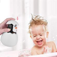 Creative Baby Sprinkler Little Yellow Duck Penguin Eggs Flower Toy Bathroom Shower Water Playing Bath