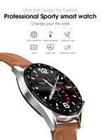 Smartwatch ip68  à prova d' água  monitoramento do sono  monitoramento de frequência cardíaca e sono  ios e android  pk s3 band cardíaca