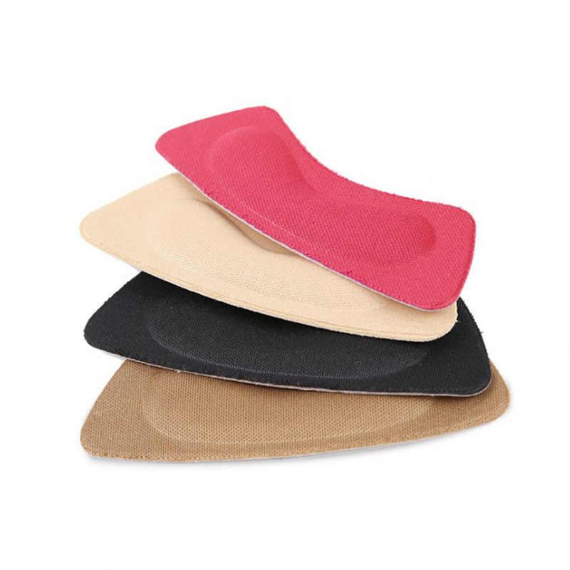Inserciones de pie gruesas media yarda añadir a la pasta de tamaño de zapato pasta para tacón esponja para tacones altos Protector de alivio resistente al desgaste