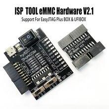 Hardware FERRAMENTA ISP eMMC para Z3X Caixa Jtag Fácil Além De Caixa e FUI
