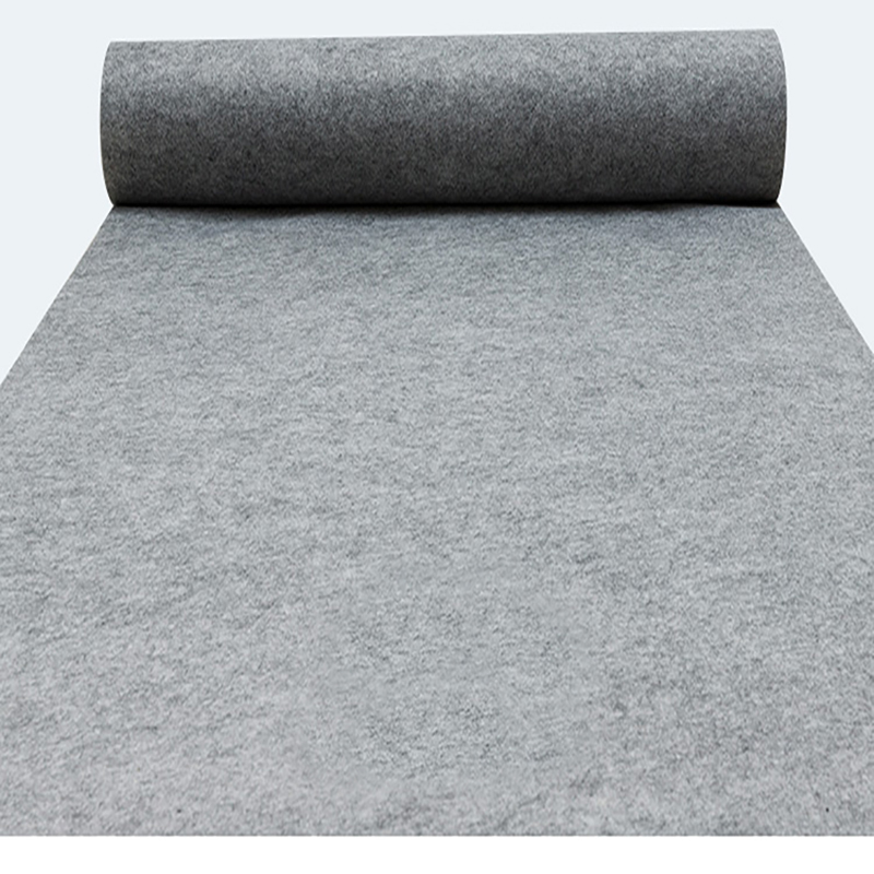 Gray Rug And Carpets Wedding Aisle Runner Indoor Outdoor Weddings Party Thickness:2 Mm