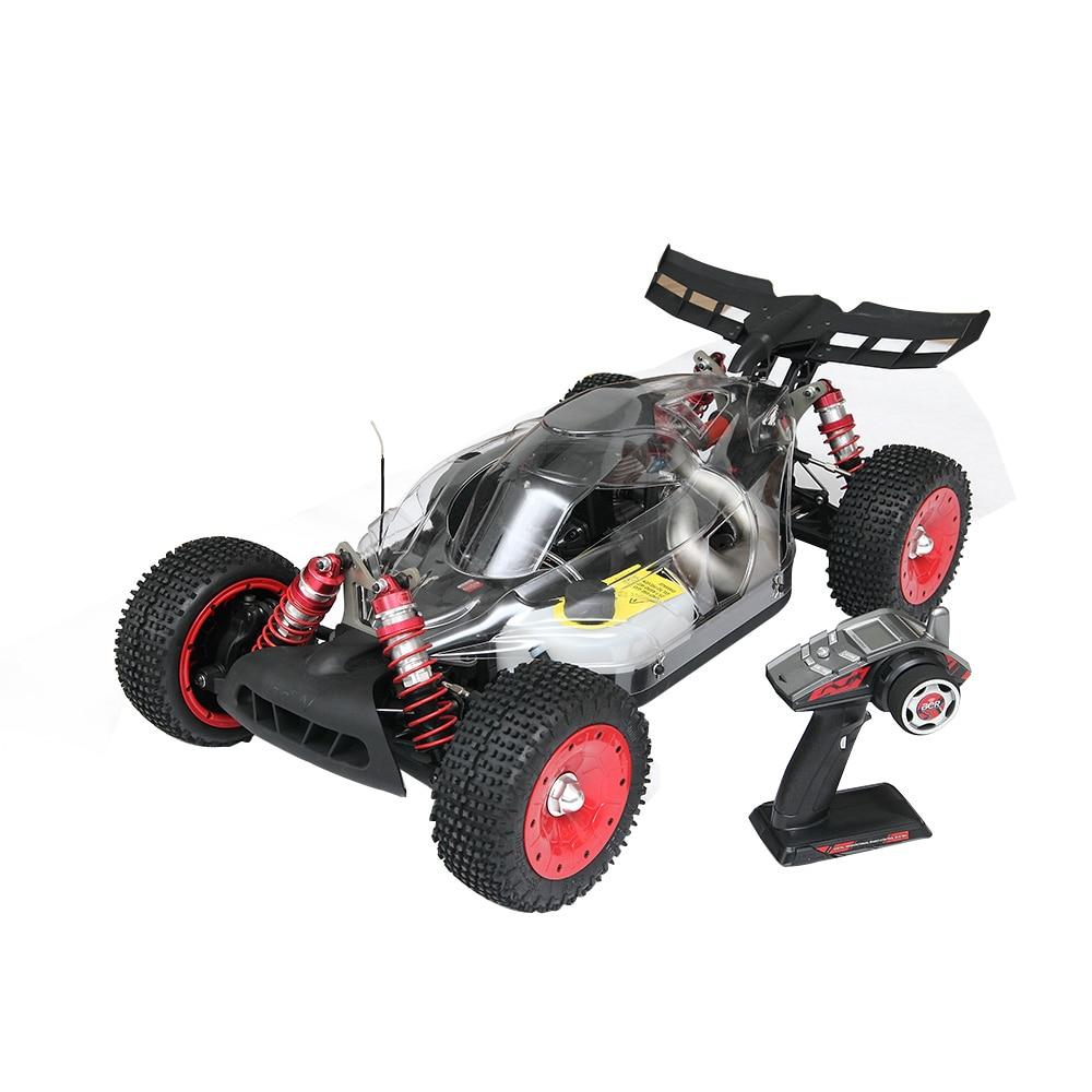 North Latitude 4WD Remote control BER-V3 1/5 gasoline remote control model car race racing off-road vehicle