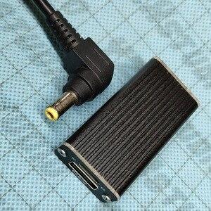 Image 3 - Cargador USB de carga rápida para coche, superllamativas, 100W, CC + PD a protocolo completo pd + Puerto VOOC QC4 PD3 para notebook DC POWER