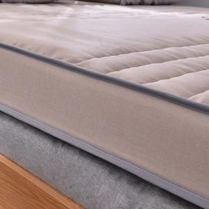Image 4 - Жесткий матрас VESCOVO, Верхний Матрас queen twin tatami, напольный матрас, Верхний Матрас для кровати 90*200 120*200 150*200