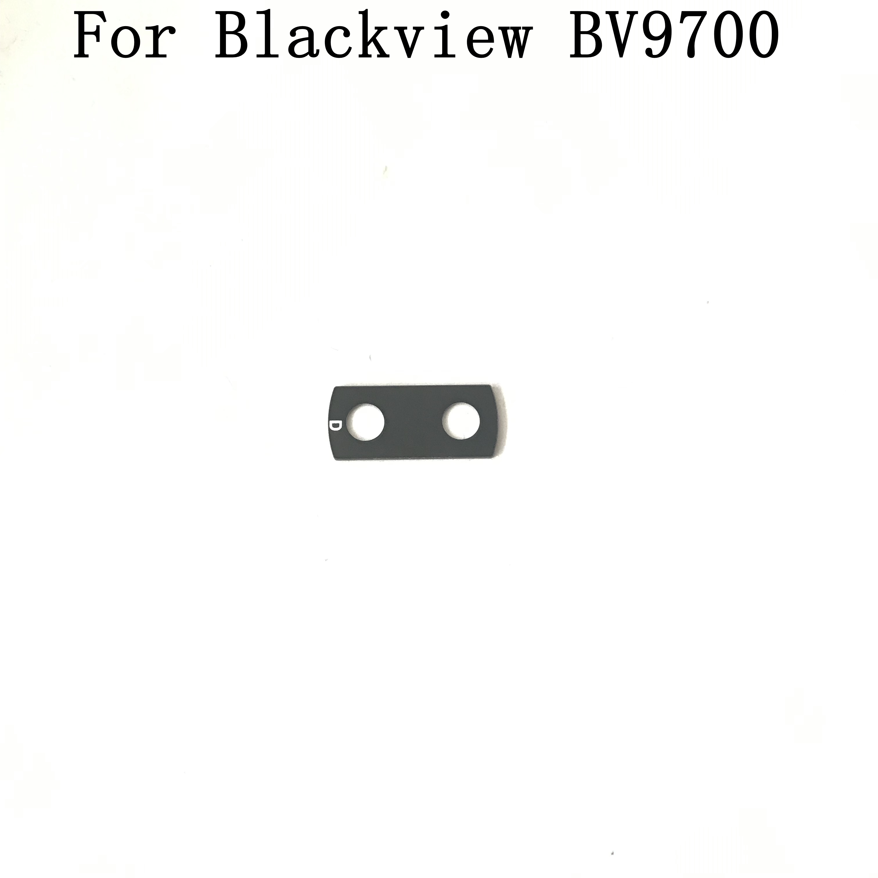 Blackview BV9700 New Camera Glass Lens Rear Cover For Blackview BV9700 Pro MTK6771T 5.84inch 2280*1080 Smartphone