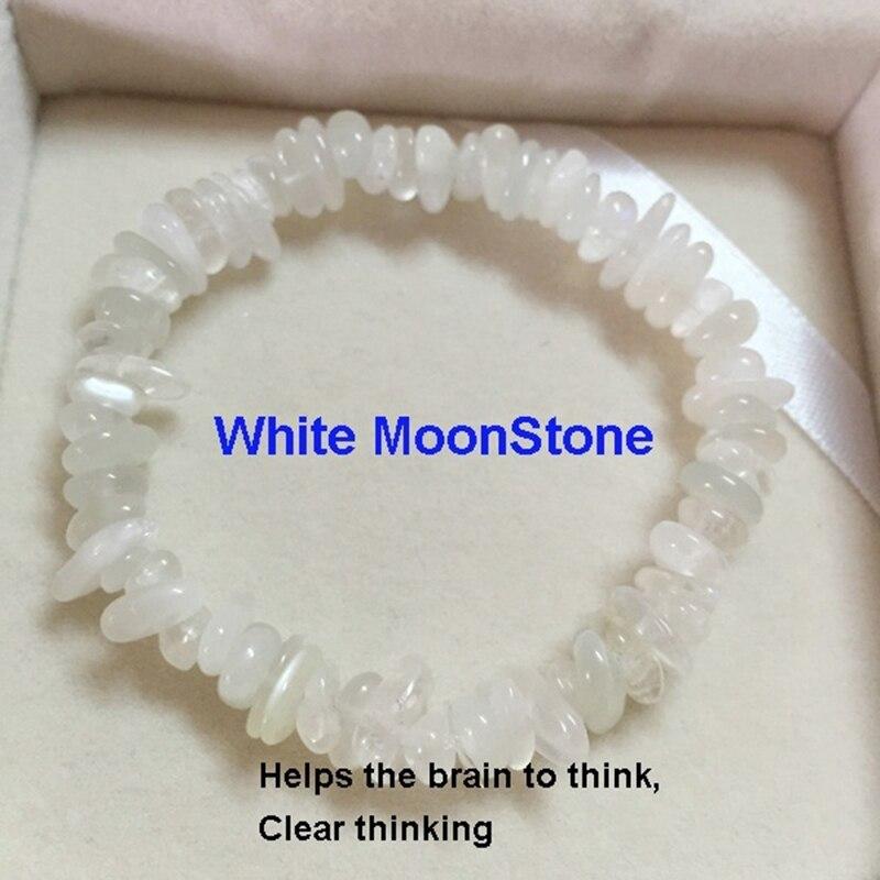 White Moon Stone