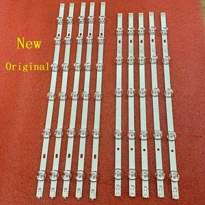 Image 1 - 10 قطعة LED شريط إضاءة خلفي الأصلي ل LG 55LB650v 55LB5900 55LF652V 55LF6000 55LB6000 55LF5950 55LB630V 55LF580V 55LB570V