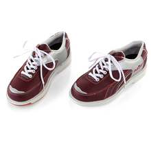 Women High Quality Bowling Shoes Right-Hand Non-slip Sole Sneakers Breathable Comfortable Lightweight Athletic Shoes D0763