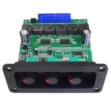 Bluetooth 5.0 Amplifier Board 2X30W+60W TPA3118D2 Power Amplifier Board 2.1 Channel DIY Automotive Audio Amplifier