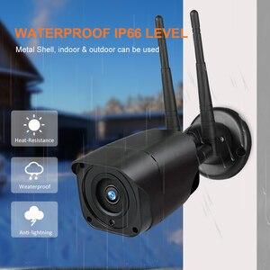 Image 3 - 3G 4Gกล้อง 1080P HD IR Night Vision Bulletกล้องWIFIกล้องวงจรปิดไร้สายp2P Onvif CamHi