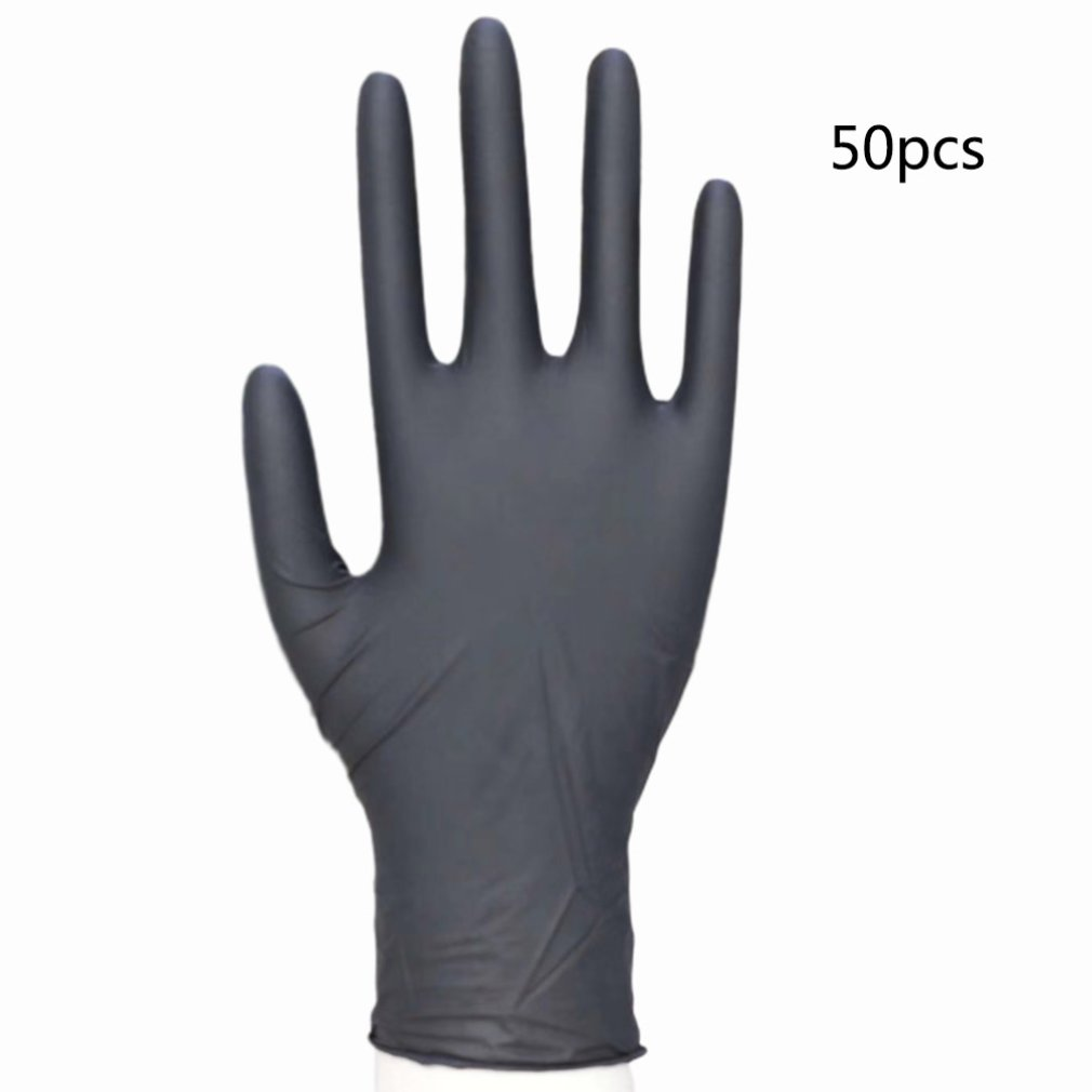 Disposable Nitrile Gloves Anti-static Gloves Medical Examination Nitrile Gloves Disposable Working Gloves