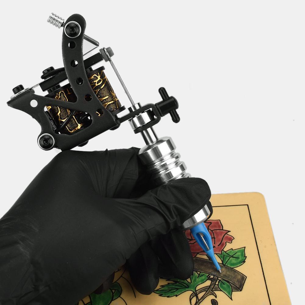 8 Warps Coils Tattoo Machine Rotary Motor Liner Shader Beginner Beauty Care Tool