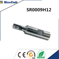 SR0009H12 External Threading Turning Tool Holder Cutting Tools NiceCutt High Quality Freeshipping