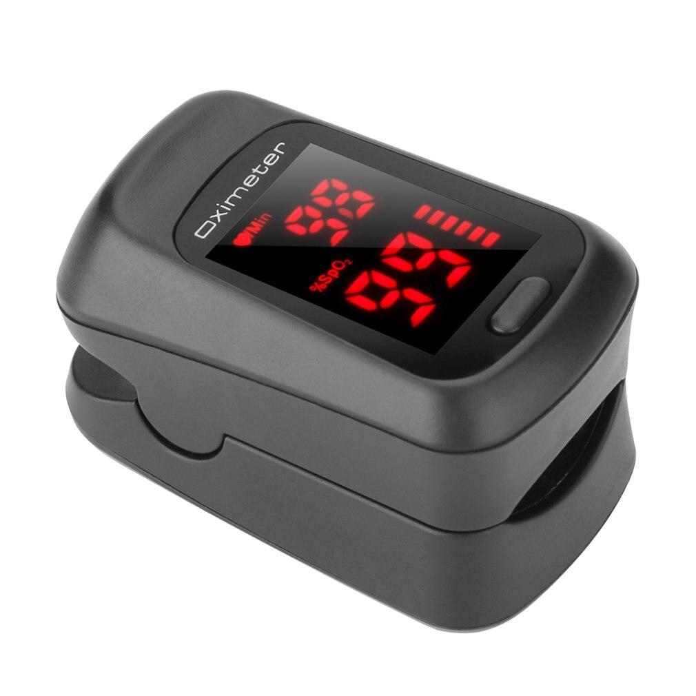Oxímetro de pulso de oxímetro de pulso médico pulso oximetro casa família pulso oxímetro pulsioximetro dedo oxímetro spo2 monitor|Pressão arterial|   -