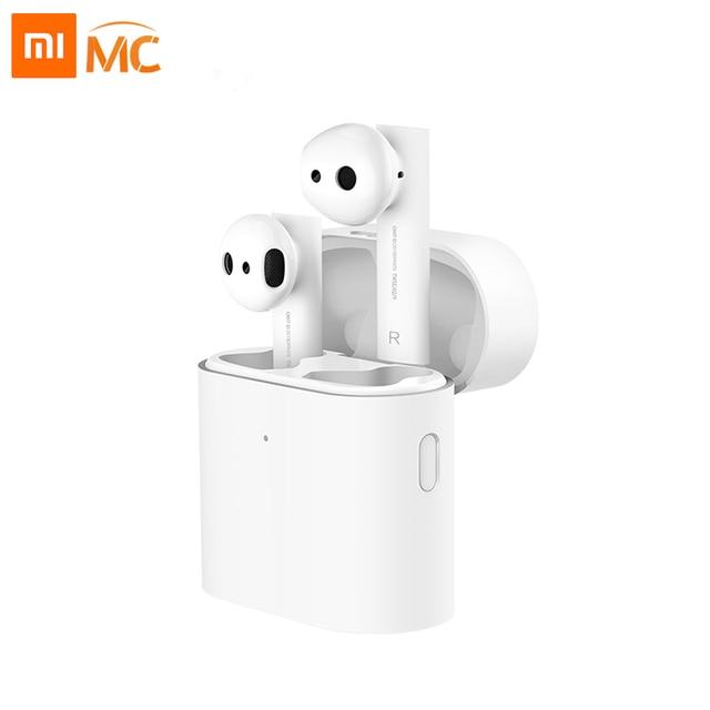 Xiaomi Airdots Pro 2 Mi True Wireless écouteur Air 2 TWS écouteur suppression de bruit LHDC contrôle du robinet double micro