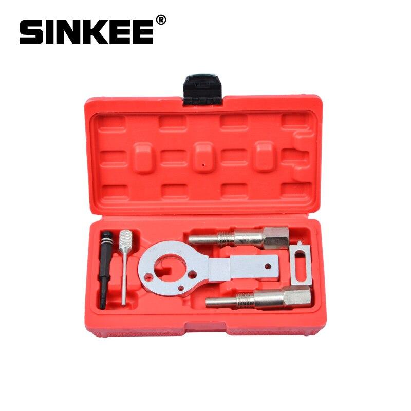 Diesel Engine Crankshaft Timing Locking Tool Kit For Vauxhall Opel 1.9 CDTI/TDI 2.0 CDTI Astra Vectra Saab Car Tools SK1089
