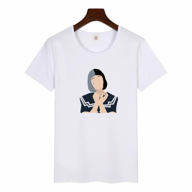 Melanie Martinez Tee Black Tshirt New Women/'s T-shirt