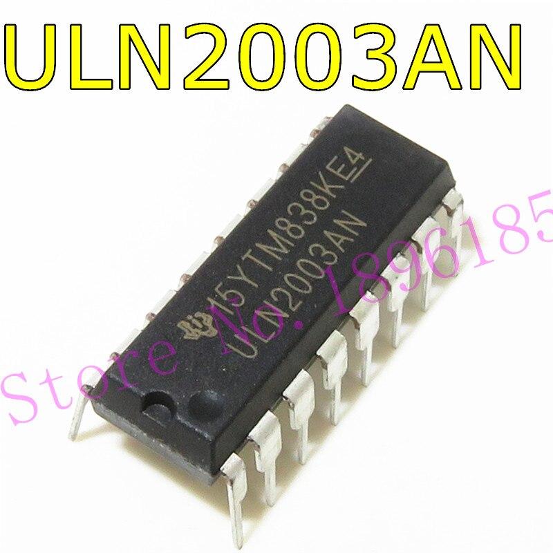 1Pcs ULN2003AN Chip DIP-16 ULN2003APG IC
