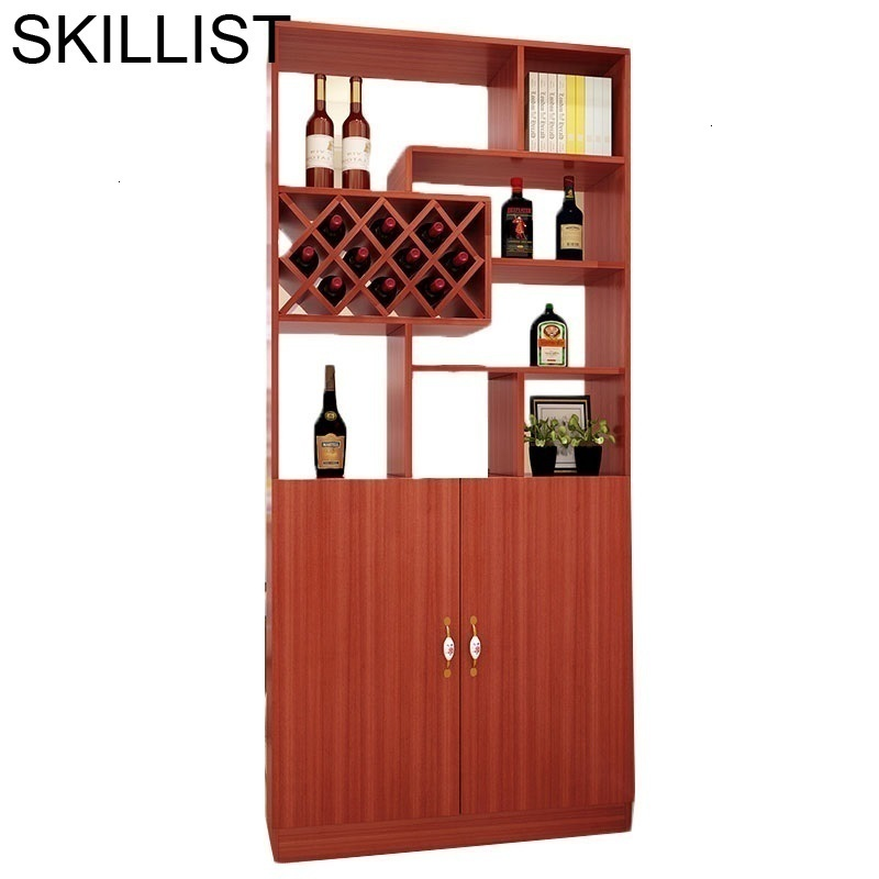 Armoire Kast Meuble Meja Rack Mueble Hotel Desk Meube Dolabi Kitchen Living Room Commercial Bar Furniture Shelf Wine Cabinet