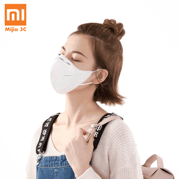Xiaomi Mijia AIRPO PAdult Mask Dustproof Anti-fog Haze Anti-pollution Spring Breathable Men and Women