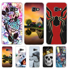 Silicone Cover For Samsung Galaxy A3 2016 Case 3D Cute Cat Funda For Samsung A3 2016 A310F Case For Samsung A3 2016 Phone Cases цена