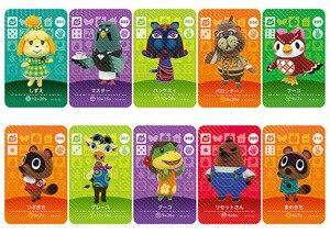 Image 5 - Series4(301 340)Animal Crossing כרטיס Amiibo כרטיס עבודה עבור NS משחקים
