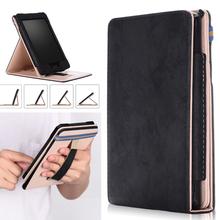 Case for Kindle Paperwhite 3 Cover Smart PU Case for Kindle Paperwhite 4 case tanie tanio BENCUS Osłona skóra CN (pochodzenie) For All-kindle paperwhite Stałe 12cm Dla amazon kindle Biznes Odporność na spadek