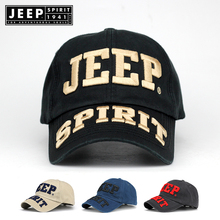 купить JEEP SPIRIT Brand  Men Baseball Cap For Men Woman Snapback Hat Bone Gorras Para Hombre Beisbol Embroidery Casual Cap Casquette дешево