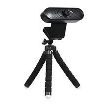 HD 1080P Webcam Built-in Microphone and long USB cable for L