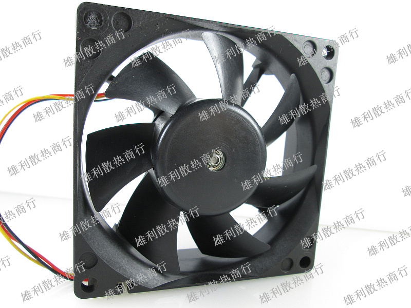 Véritable F310R F12MB-01 DC 12V 3010 3CM 3 fil de refroidissement petit ventilateur