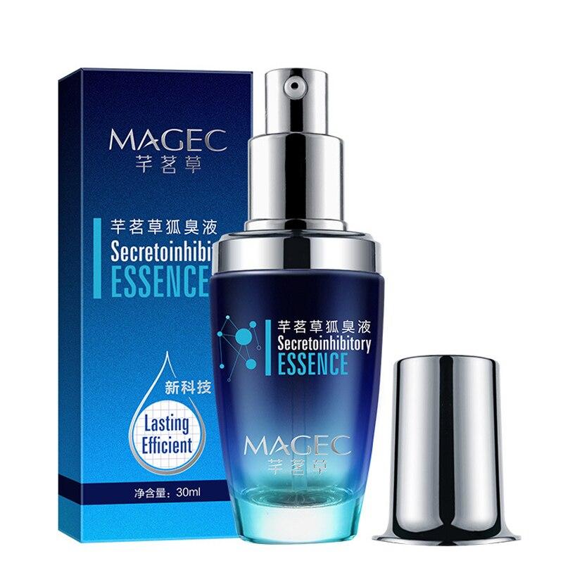 Underarm Hircismus Cleaner Spray Antiperspirant Deodorant Body Spray Body Odor Removal YUF99