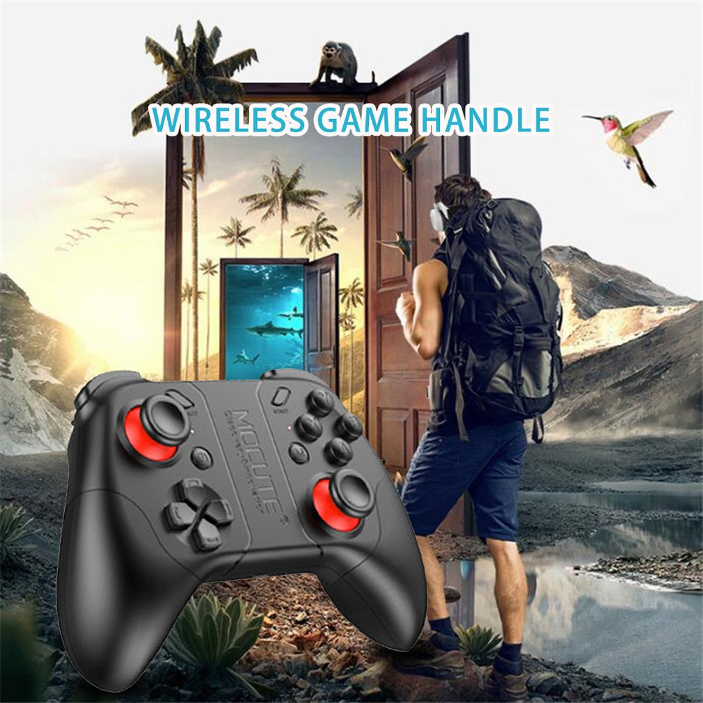 Wireless gamepad Joypad Wireless 3D Controller Smartphone For Android Tablet PC Smart TV Game Accessories