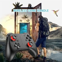 Wireless gamepad Joypad Wireless 3D Controller Smartphone Fo