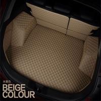 custom Car trunk mat for Lexus All Models ES IS C IS LS RX NX GS CT GX LX570 RX350 LX RC RX300 LX470 car accessories