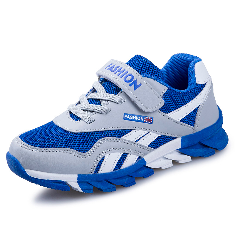 Spring Kids Boys Shoes,Sneakers For Boys,4-14 Years Boys Shoes, Fashion Sports Shoes Leather Breathable Shoes EUR 26-38