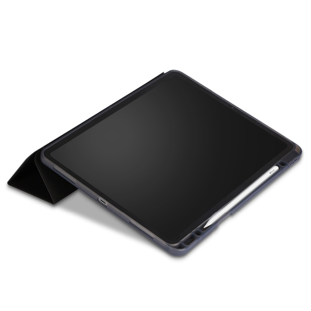12.9 iPad Solid Smart Case Inch Pro Tablet 2020 iPad Cover 12.9 Pro for Case for Funda